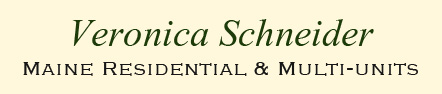 Veronica Schneider - Maine Residential & Multi-family Broker